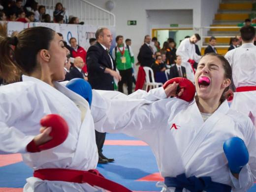 (Fotos) Julen Triay y Cristina Pons, plata y bronce en Ponferrada