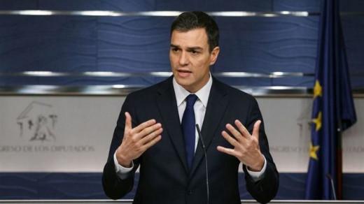 El presidente del Gobierno, Pedro Sánchez. (Foto: Mallorcadiario)