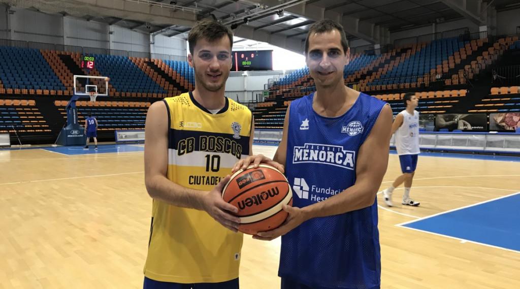Las dos entidades han anunciado hoy el acuerdo (Foto: Hestia Menorca)