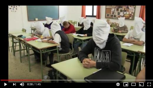 """Imagen del cortometraje ganador del concurso """"Jo dic prou"""""""