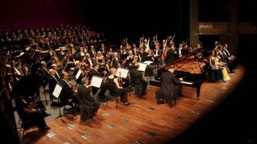 Orquesta Simfónica de les Illes Balears.
