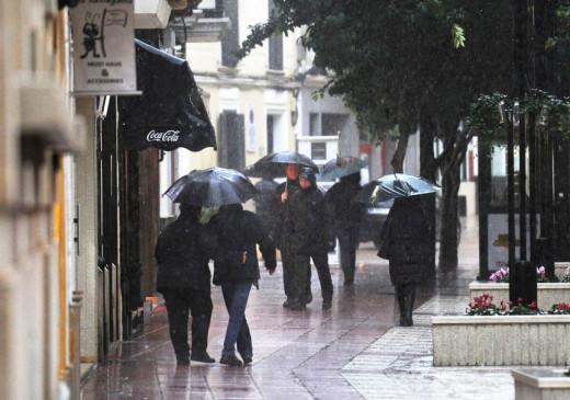 Terminan las lluvias.