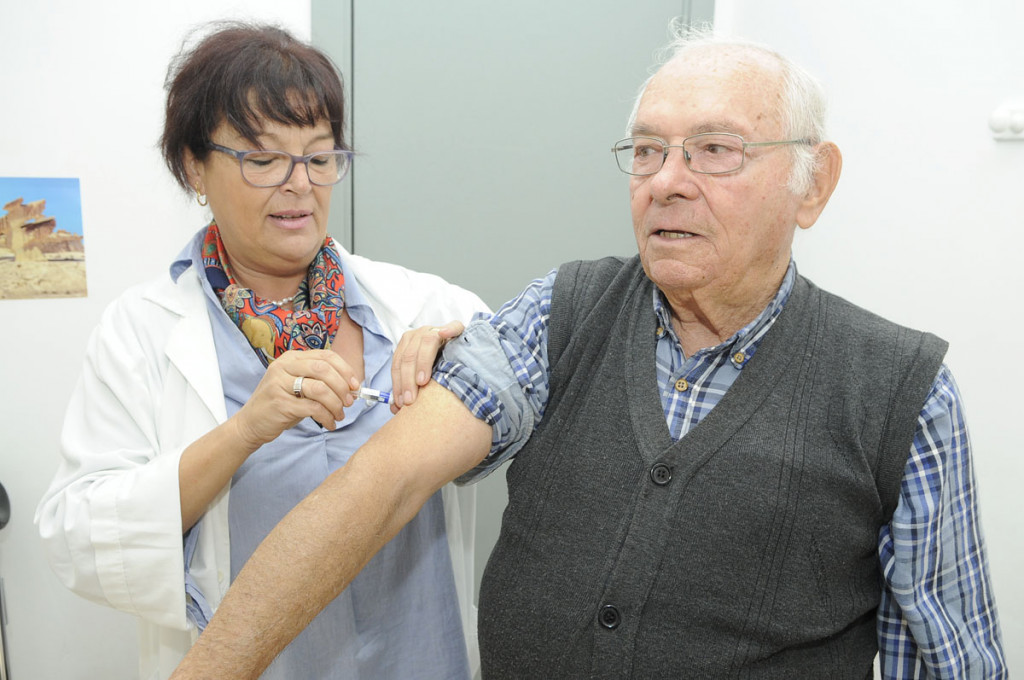 vacunaci—n contra la gripe