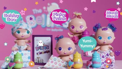 Hoy en día, para vender un juguete, tiene que tener una serie en Youtube y tener piezas coleccionables
