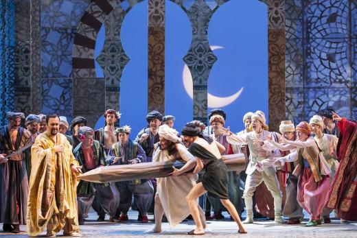 Una obra para reir y disfrutar de algunas de las mejores arias de la ópera