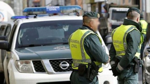 La Guardia Civil investiga el suceso.