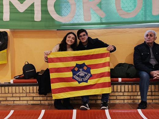 (Fotos y vídeo) Un mal tercer cuarto castiga al Hestia Menorca en Morón
