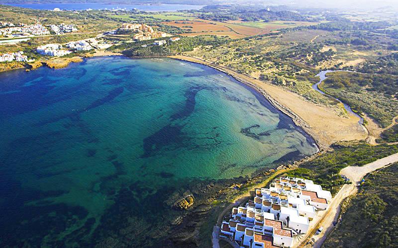 Playas de Menorca Fornells, Cala Pregonda, Binimella, Cavallería y Cala Tirant