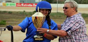 Umbria di Monmes ganó el Karole Dome (Foto: Carlos Orfila)