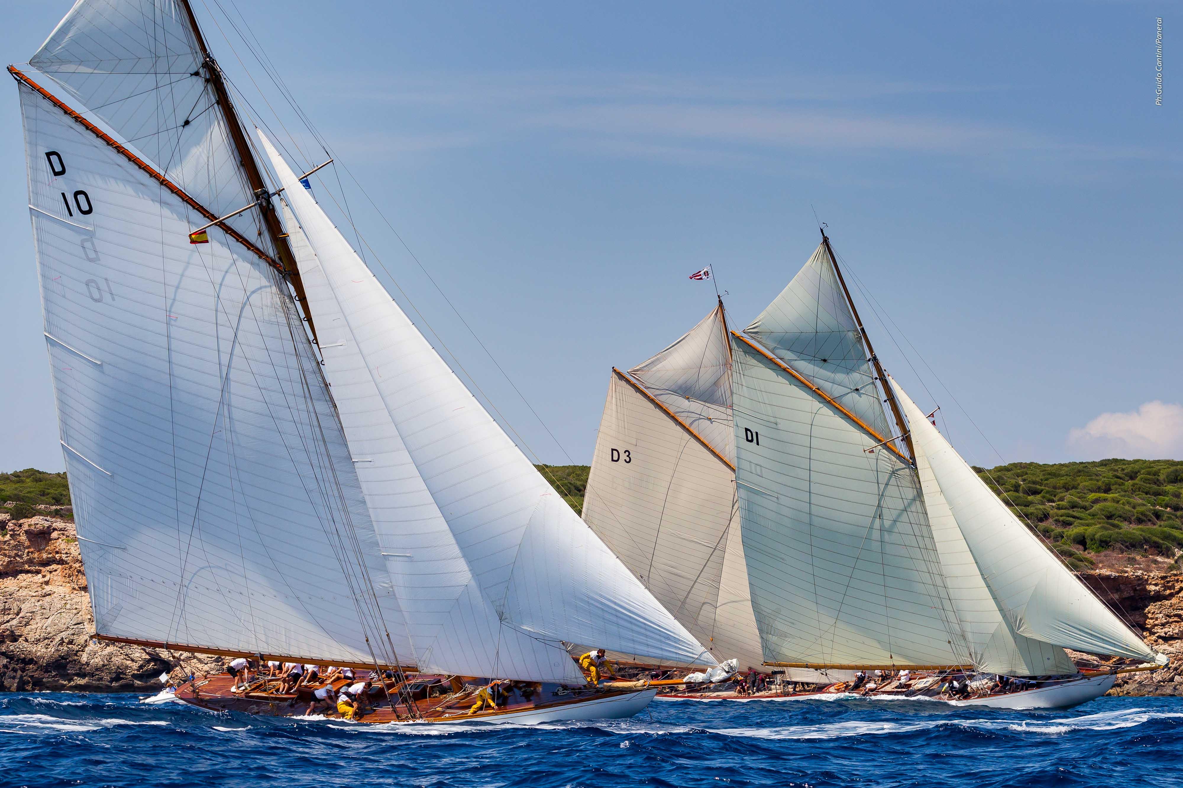 Panerai Classic Yacht Challenge 2013X° Copa del Rey de Barcos de Epoca 2013Ph: Panerai / Guido Cantini / seasee.com