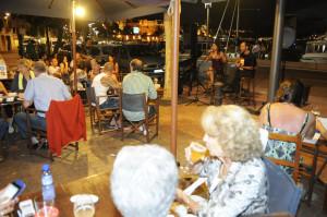 La promoción de conciertos  al aire libre por parte hoteles, bares y restaurantes, exige autorización.