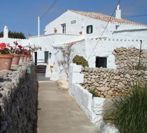 Restaurante Pan y Vino, en Torret (Foto: bravomenorca.com)