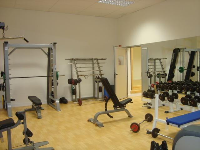Foto noves instal·lacions Poli