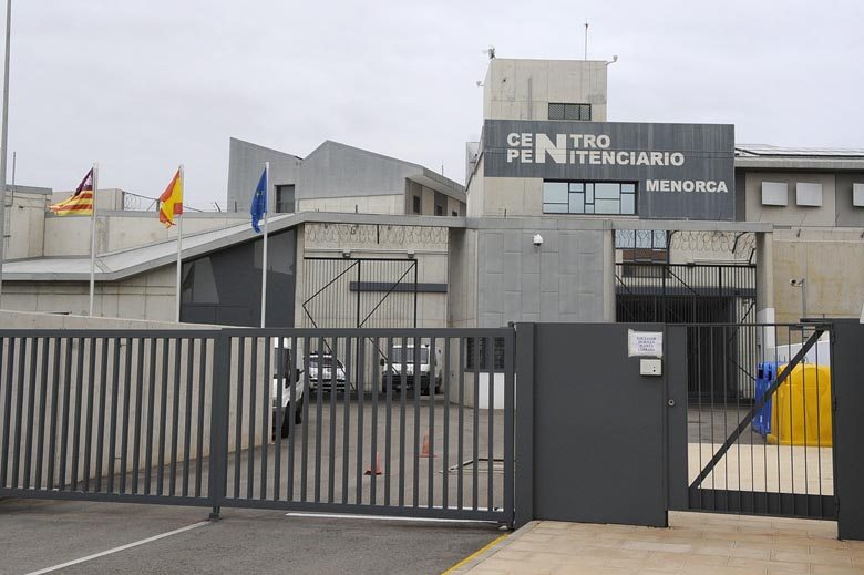 cpm centro penitenciario de menorcacarcel