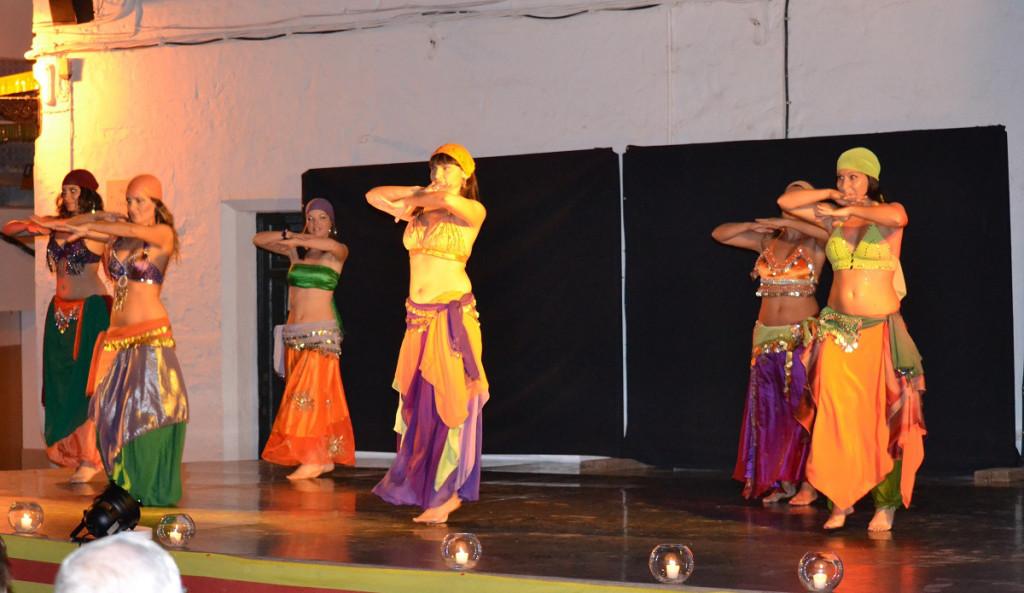 Actuació anterior de Dansànima. Foto dansànima