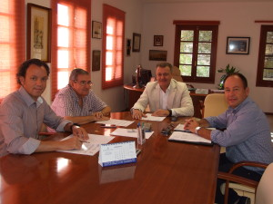 Los términos de los acuerdos se han esbozado en reuniones bilaterales.