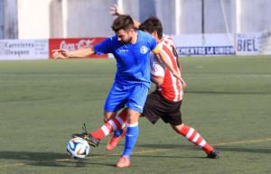 Lance del partido Montuïri-Llosetense (Foto: futbolbalear.es)