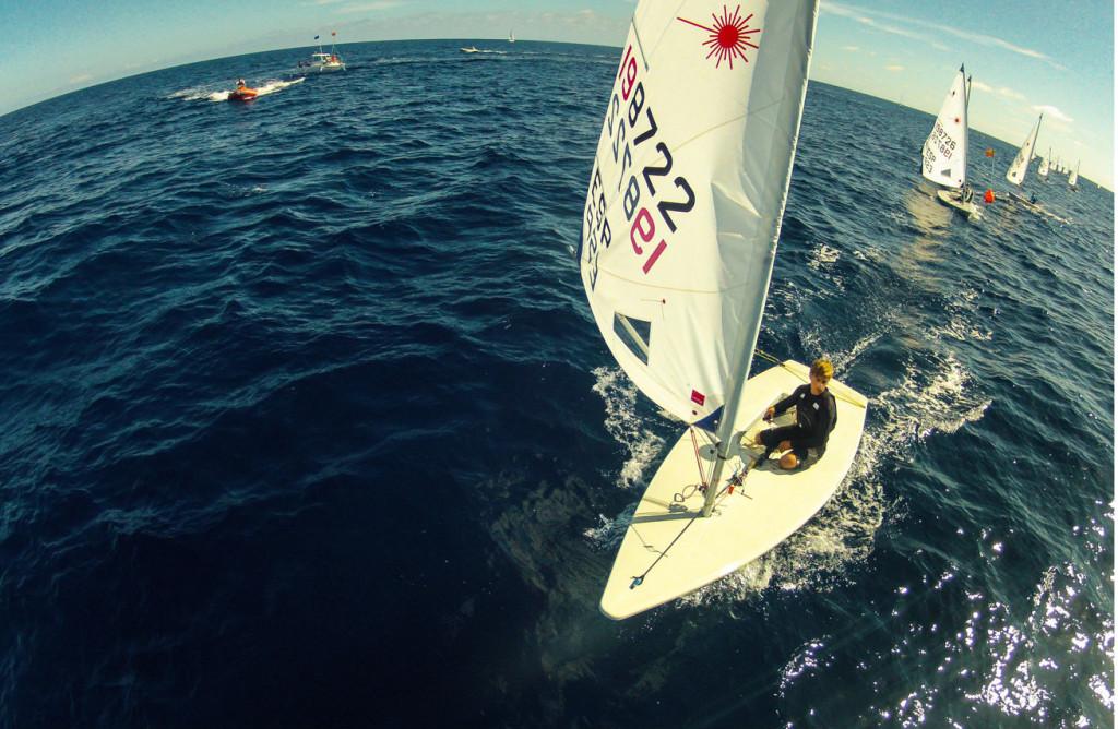 Llegada de la regata - ©TXNON-1