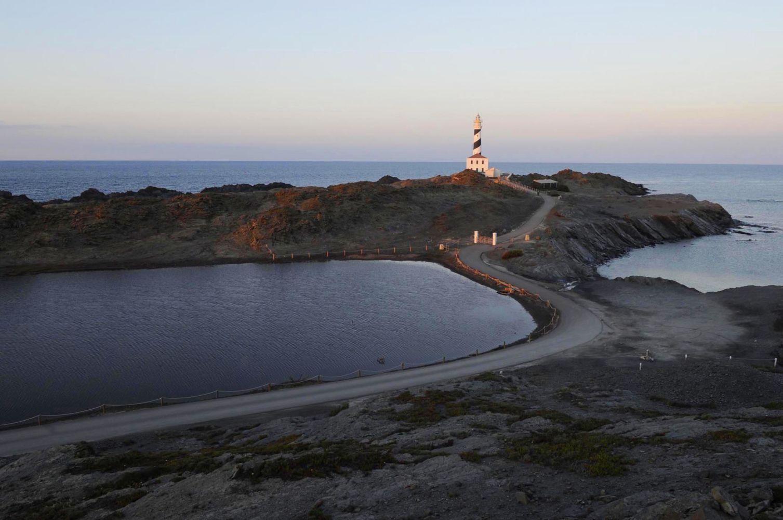 Se reordenará toda la zona que rodea el Faro de Favàritx
