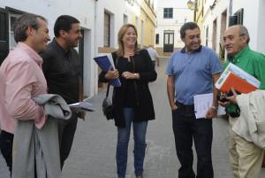 reunion de alcaldes en es migjorn