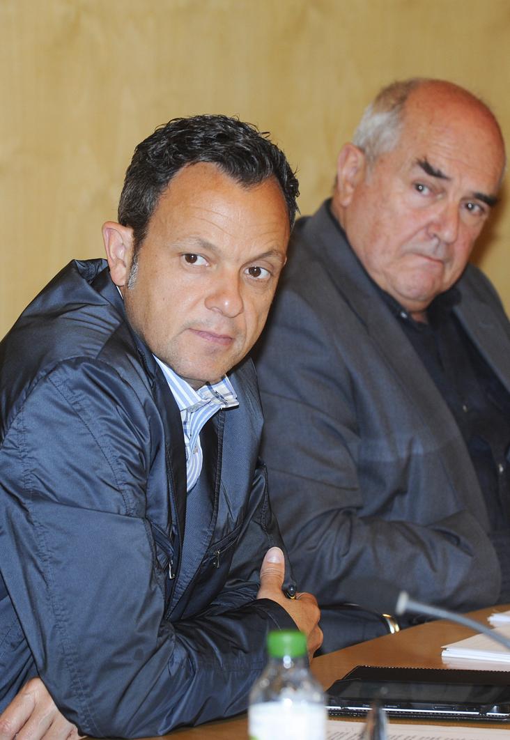 Pleno ConselJoan Josep Pons y Alejandre