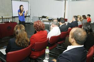 Conferencia de Laura Garrido de Trivago.