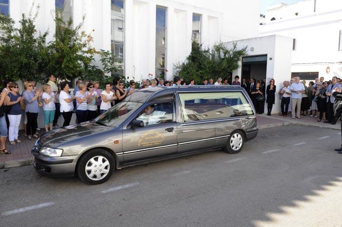 funeral jaime mascaro iglesia santa maria ferreries
