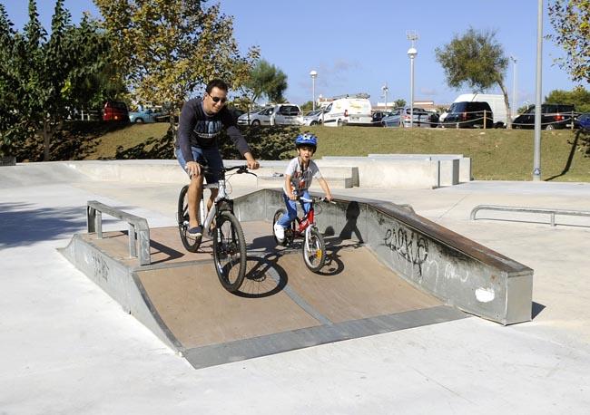 ampliacion pista skate sinia costabella