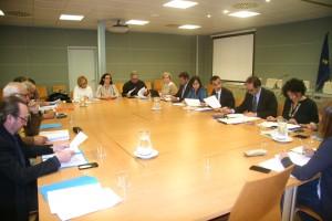 El balance se ofreció en el transcurso de una reunión de la Comisión Consultiva Tripartida de la Inspección de Trabajo y Seguridad Social.