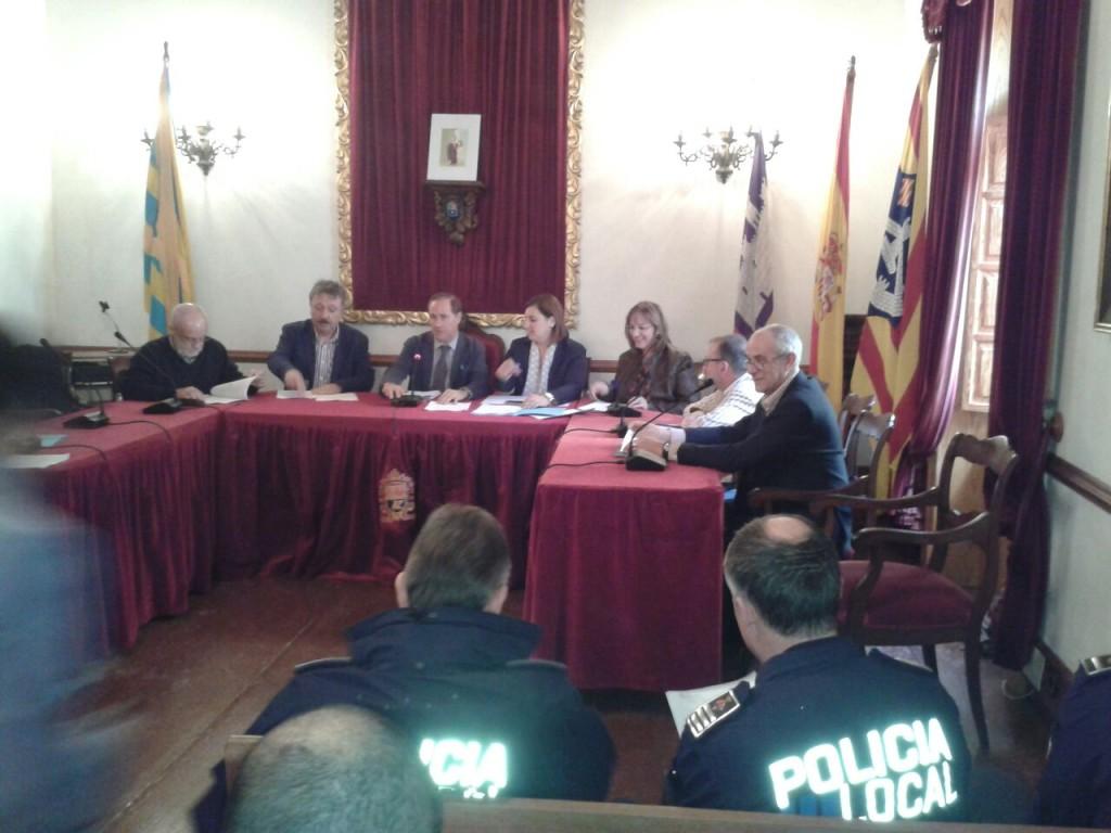 Consejo Coordinación Policía Local