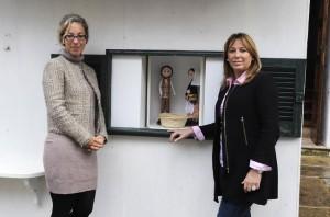 Elisa Mus y Águeda Reynés presentaron el programa de actos.