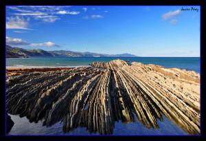 Flysch, el susurro de las rocas. Foto Javier Pérez