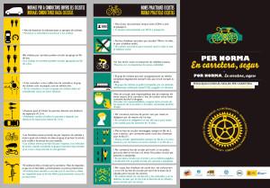 Info campanya seguretat ciclistes 15 11 2014