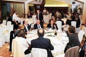 Imagen del encuentro en maó (Fotos: Tolo Mercadal)