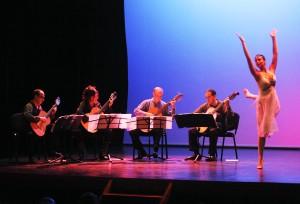 concierto de balearic guitar foundation en el orfeon mahones