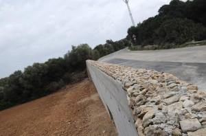 Las obras han mejorado las condiciones de la vía.