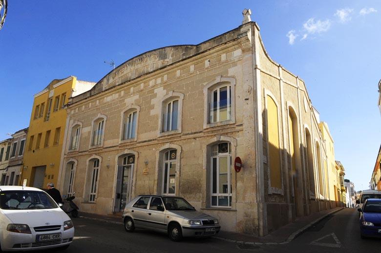 arquitectura masonicaorfeon mahones