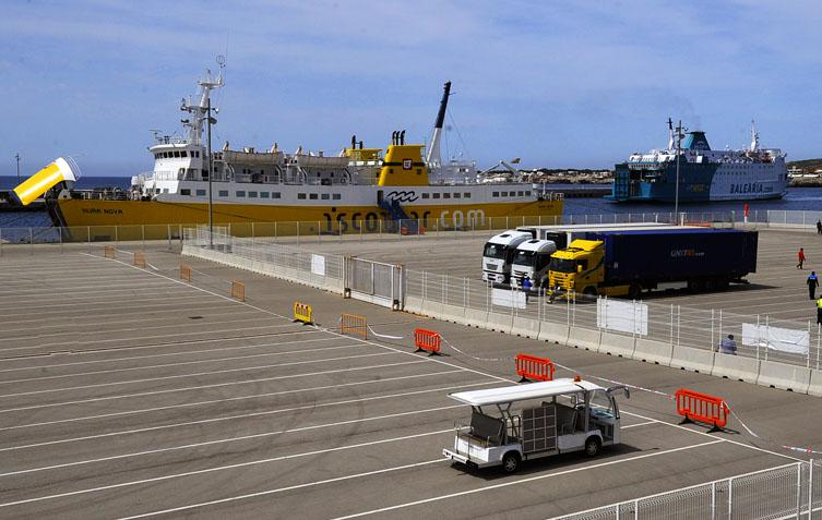 puerto ciutadella