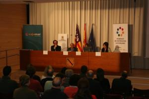 La conselleria de Economía y Competitividad ha acogido la celebración del Día Mundial del Cooperativismo. FOTO.- CAIB