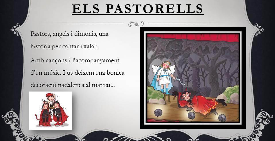 Cartel de Els Pastorells de Laia Garcia