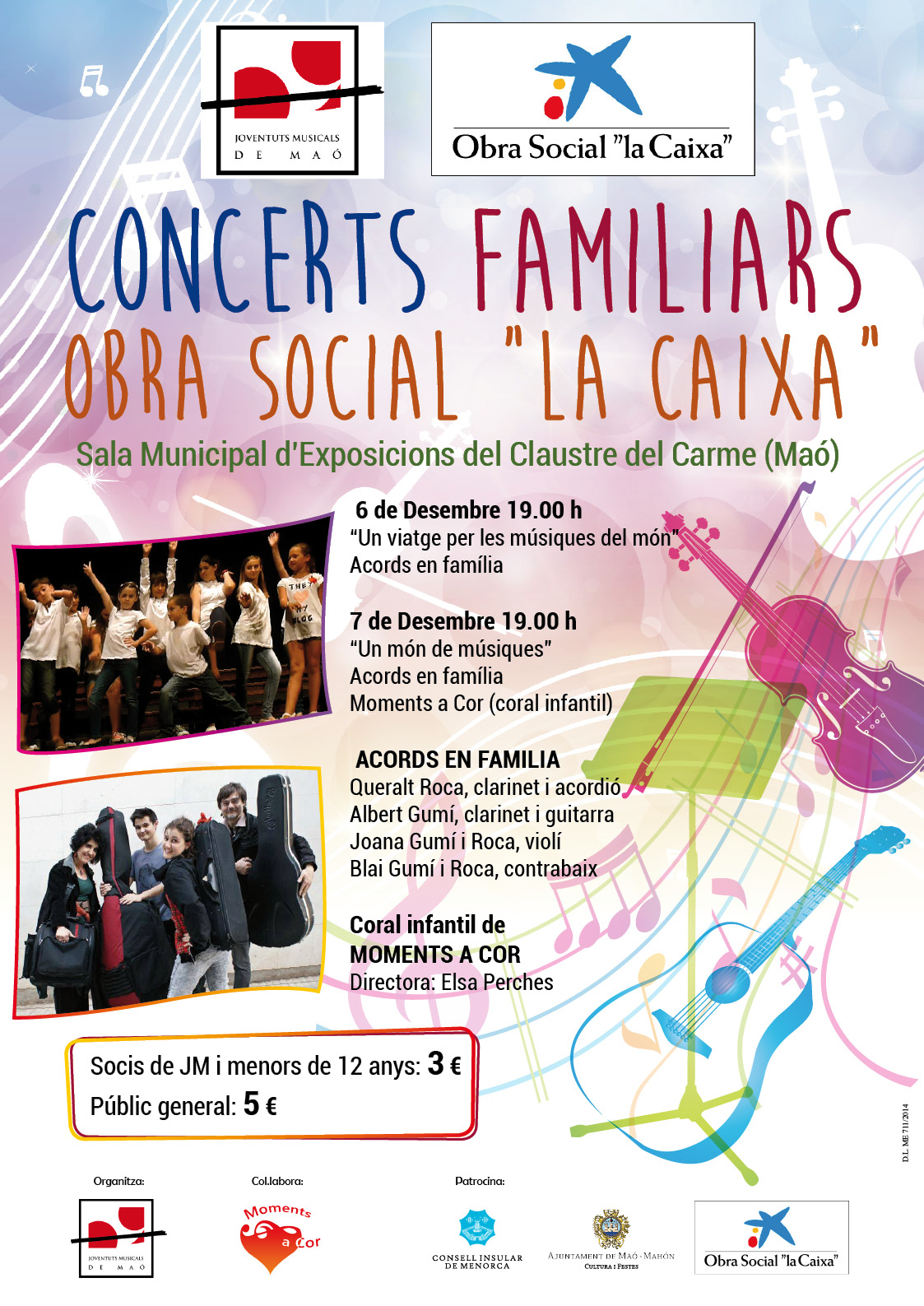 Concerts-Familiars