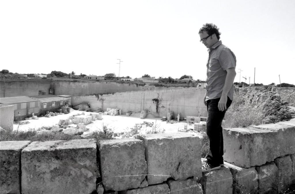 Foto Promocional del 'Beat Time' de Toni Ocanya.