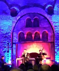 La última actuación de Cris Juanico con 'Un món de nadales' ha sido en Terrassa.