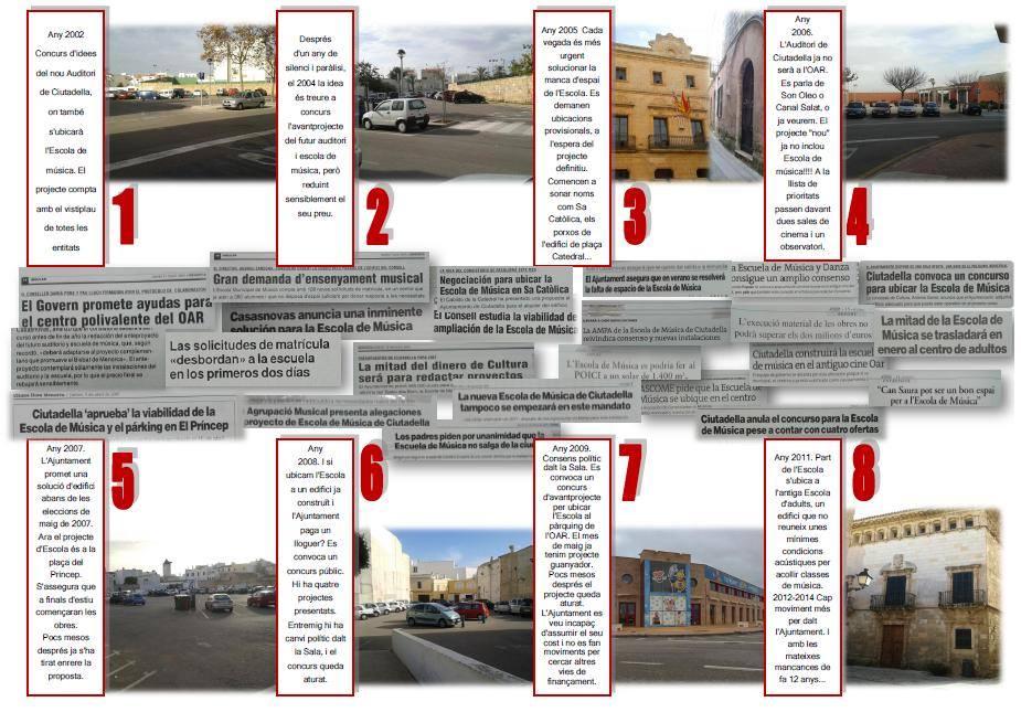 Páginas centrales del Variacions de diciembre 2014.