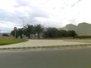 Rotonda de POIMA.