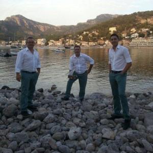 Trio Arrels de Menorca.