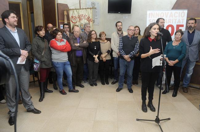 presentacion candidatura vicen tur al ayuntamiento de mao