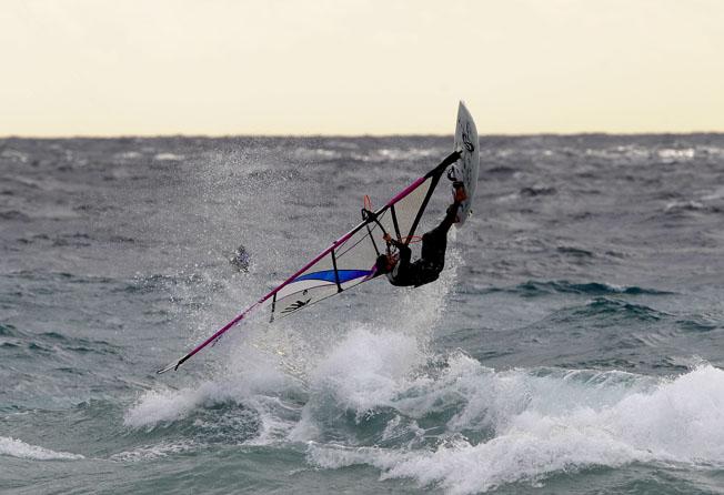 II festival windsurf menorca en son bou