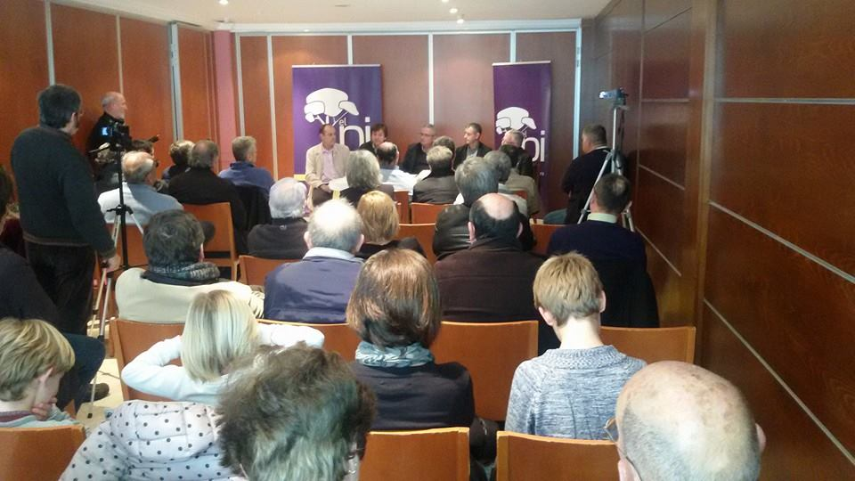 Presentación candidatos Pi Menorca