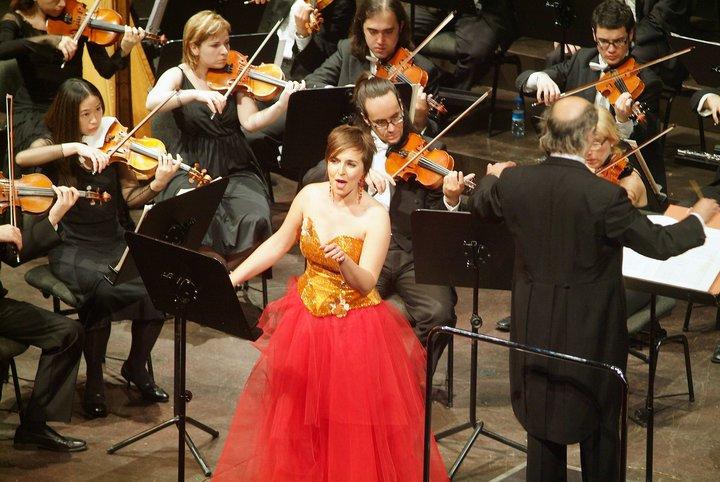 Beatriz Jiménez, soprano